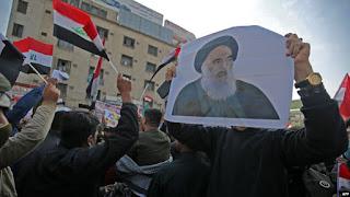 Ulama Syiah di Irak Serukan Pasukan Keamanan Lindungi Pemrotes Anti Pemerintah