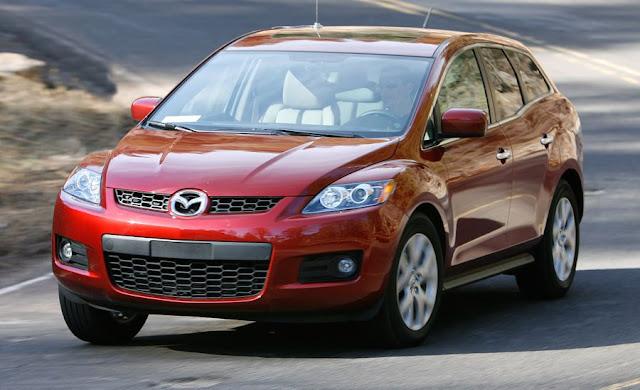 Euforia Crossover Mazda CX-7