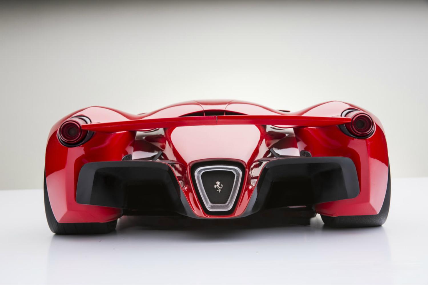 169 Automotiveblogz Ferrari F80 Photos