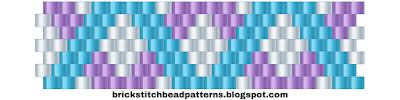 Free Brick Stitch Pattern 2 Download