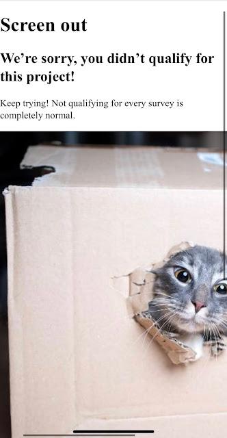 Curious Cat app screen shot