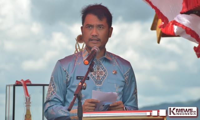 11 Desa Wisata Kabupaten Sinjai Resmo di Canangkan Seto dan Sandiaga Uno