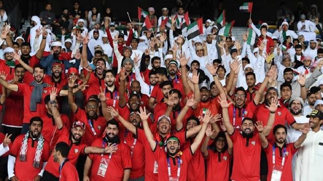 11 ألف تذكرة مجانية للمشجعين في مباراة الإمارات والهند.. غدًا