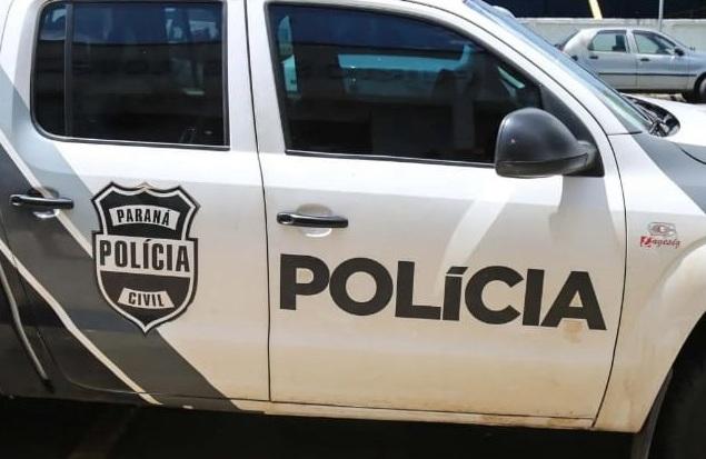 Polícia prende foragido em Colombo acusado de ter assassinado um homem em Bocaiúva do Sul