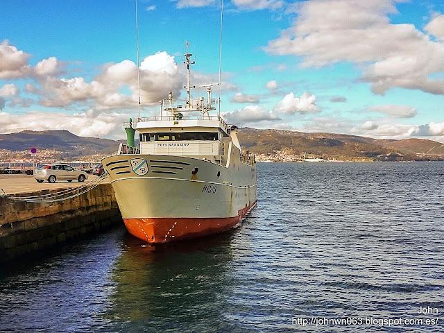 fotos de barcos, imagenes de barcos, pepe barreiro, pesquero, arrastrero, vigo