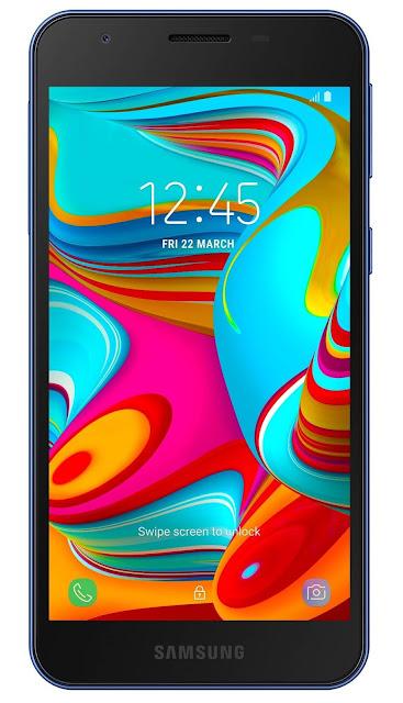 Samsung Galaxy A2 Blue
