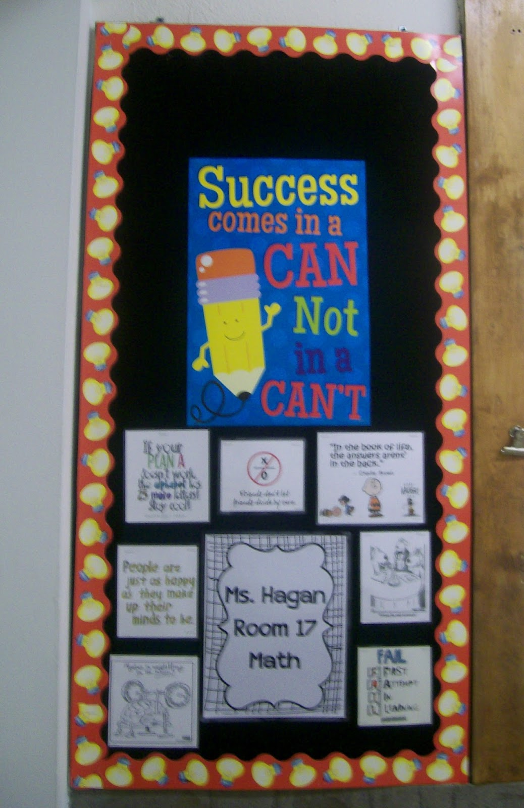 6th Grade English Classroom Decorations ~ Math love classroom pictures