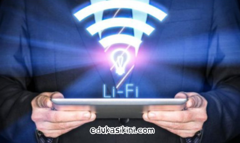 Light Fidelity Li-Fi Cara Kerja Serta kelemahannya