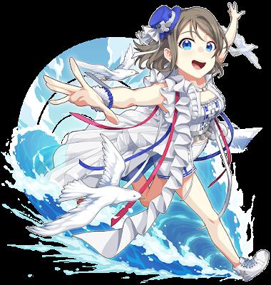 Watanabe You (Love Live! Sunshine!!)