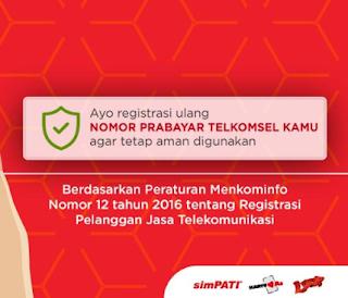 Cara Unreg Kartu Telkomsel 4444 yang Sudah Terdaftar