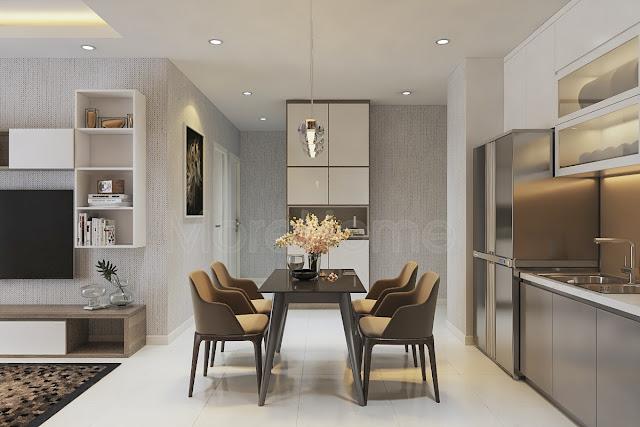 Thiết kế căn hộ 6th Element