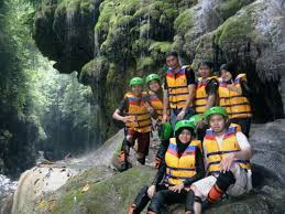 Body Rafting di Green Canyon Pangandaraan Harga Murah