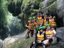Body Rafting di Green Canyon Pangandaraan Harga Murah