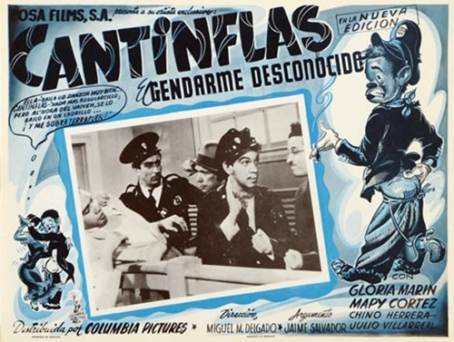 El Gendarme Desconocido - 1941