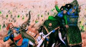 हल्दी घाटी का युद्ध : राणा प्रताप की अमर भूमिका