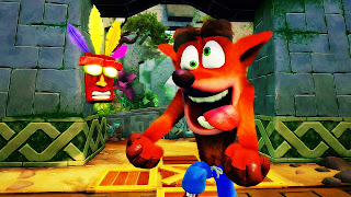 تحميل لعبة مغامرات كراش الشهيره Crash Bandicoot كاملة PS1 على الاندرويد