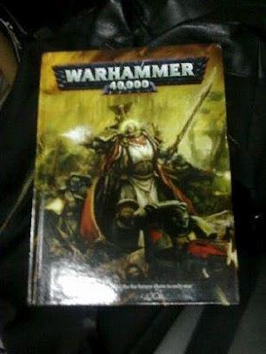 L33tlikeus Warhammer 40k We Have Wyrm Sign