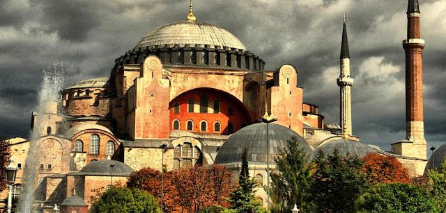 Hagia Sophia remains top tourist attraction of Turkey