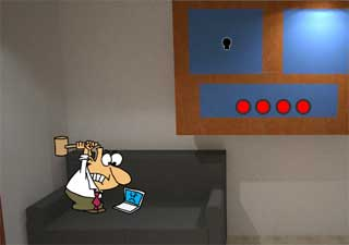 Juegos de Escape - Real World Escape 204 - Addicted
