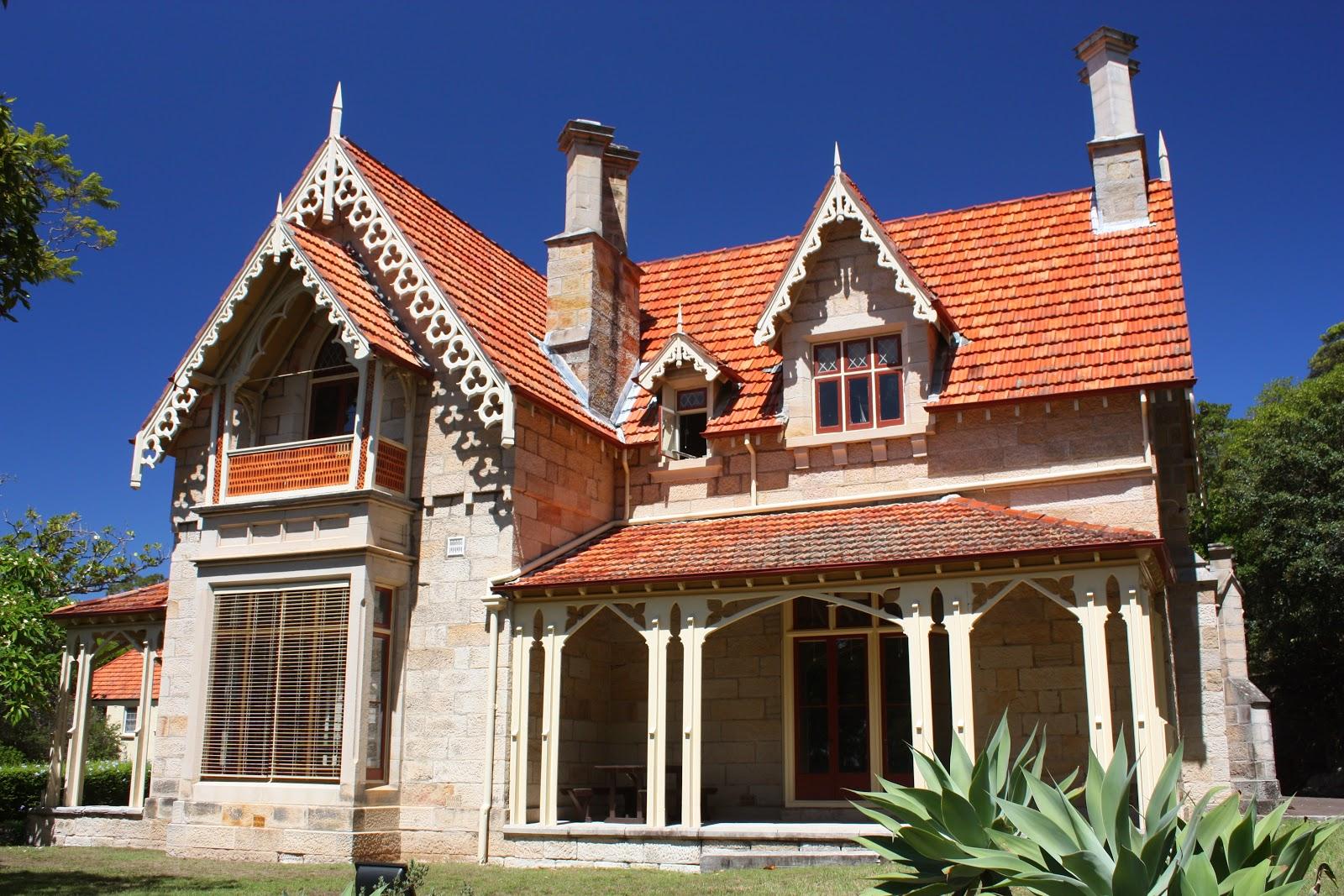 Sydney city and suburbs vaucluse greycliffe house for Jackie o house vaucluse