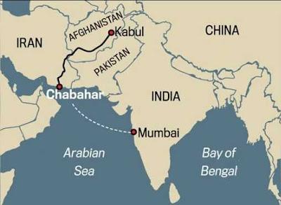 Chabahar Port Project