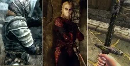 Elder Scrolls Online,Skyrim,Blade Of Woe,