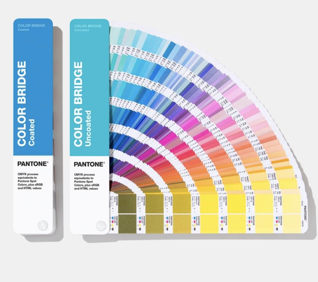 Pantone= värikartta