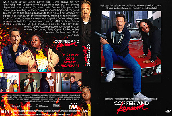 Coffee And Kareem (2020) DVD Cover | Cover Addict - Free ...