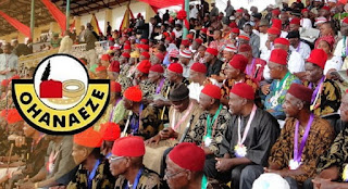 Ohanaeze blows hot over alleged massive killing of Christian soldiers