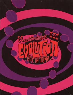 Portada videojuego Humans 3 - Evolution