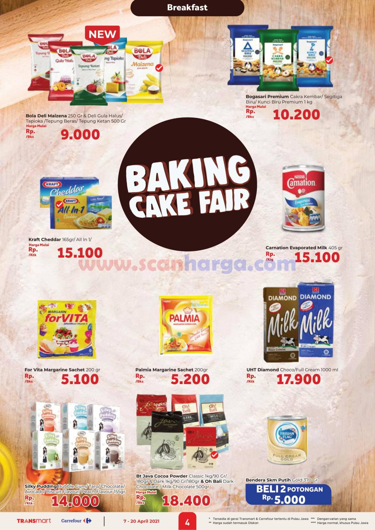 Katalog Promo Carrefour Transmart 7 - 20 April 2021 4