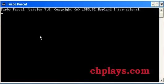 Download Turbo Pascal- Lập Trình Pascal Trên Máy Tính d
