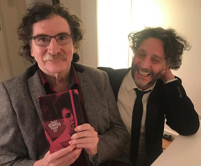 Últimas novedades de Charly García. Documental con Fito Páez y participación en el disco de Palito Ortega.