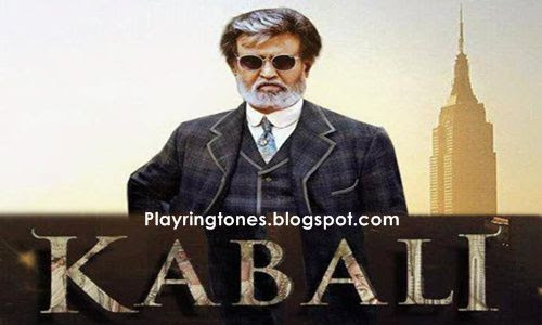 PLAY RINGTONES: Free Download Rajinikanth (Kabali 2016) Mobile Ringtones