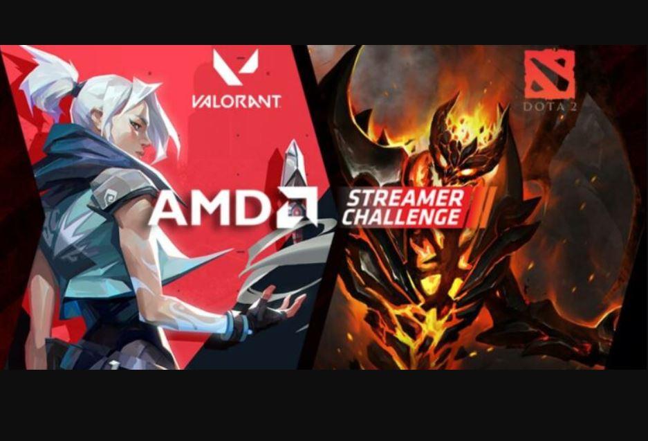 AMD Streamer Challenge 2020 Hadir di Asia, Ini Jadwalnya