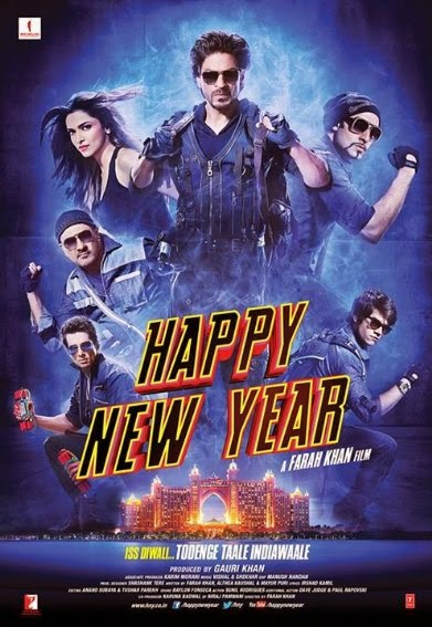 Happy New Year (2014) PreDVDRip