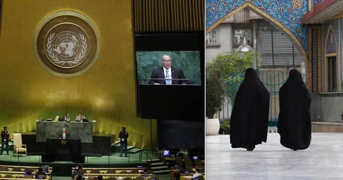 Iran And China Are Elected To United Nations' Commission On Women's Rights