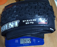 Maxxis Ardent 27,5x2,25 EXO - Peso 1.522 gr.