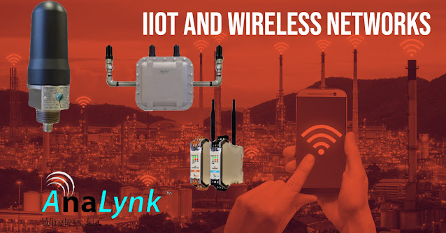 IIoT and Wireless Connectivity