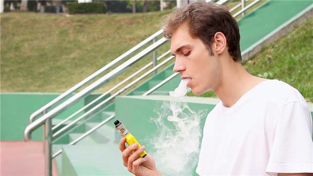 Latest Street Style Electronic Cigarette | VOOPOO MOJO Vape Starter Kit