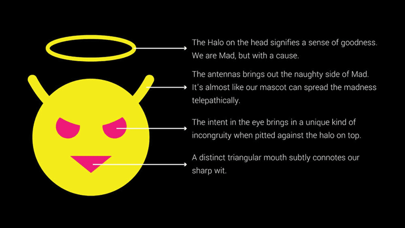 Mascot explanation