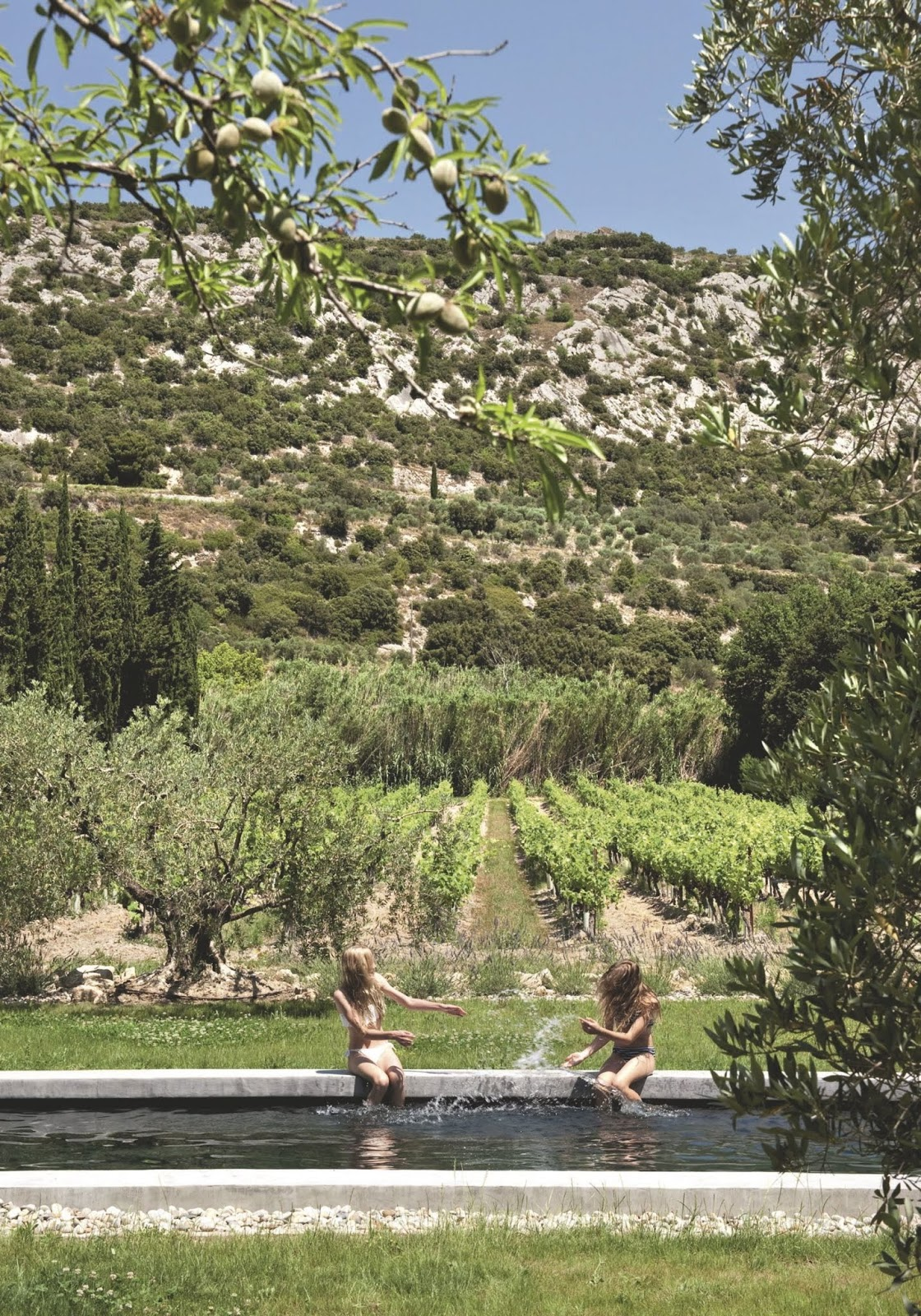 ilaria fatone - slow-living outdoor - provence