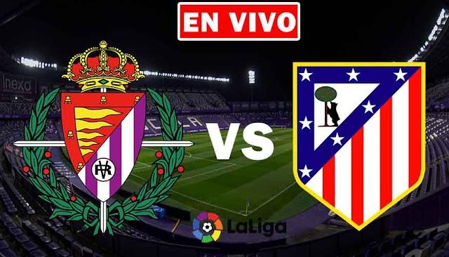 EN VIVO | Valladolid vs. Atlético de Madrid Jornada 38 de la Liga Española ¿Dónde ver el partido online gratis en internet?