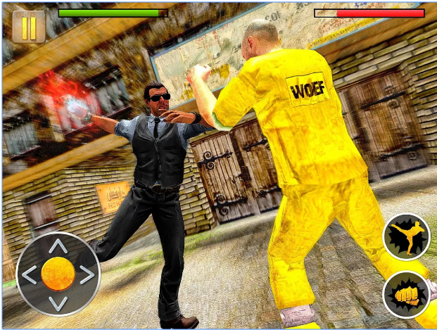 Angry Mafia Fighter Attack 3D Apk