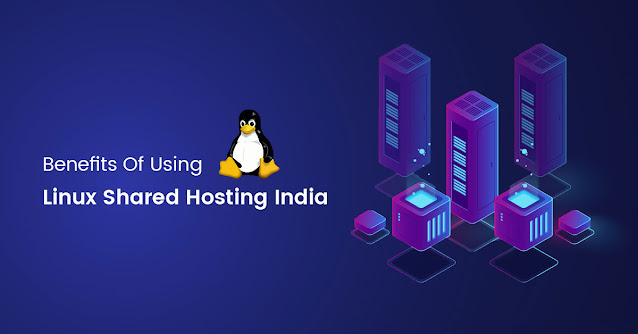 Benefits Of Using Linux Shared Hosting India