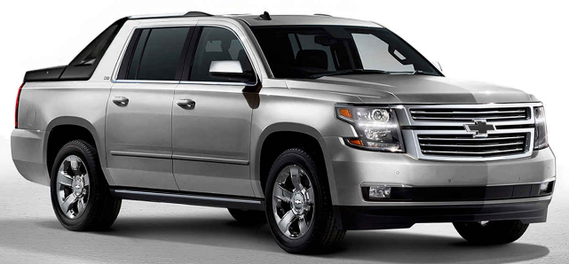 2018 Chevy Avalanche Rumors