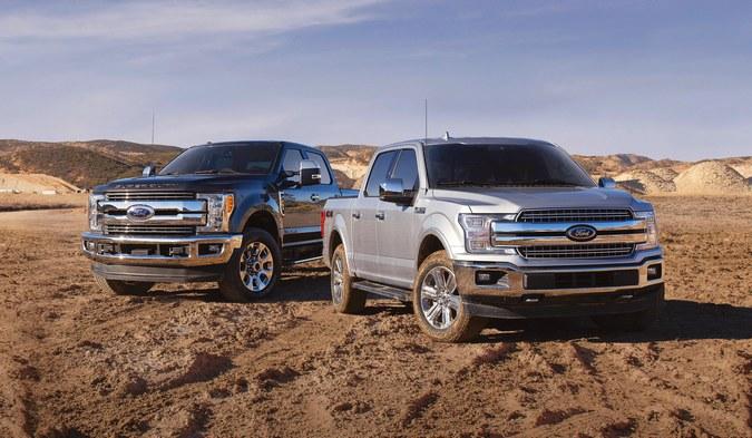 Ford vende mais de 1 Milhão de picapes em 2018 e amplia liderança global
