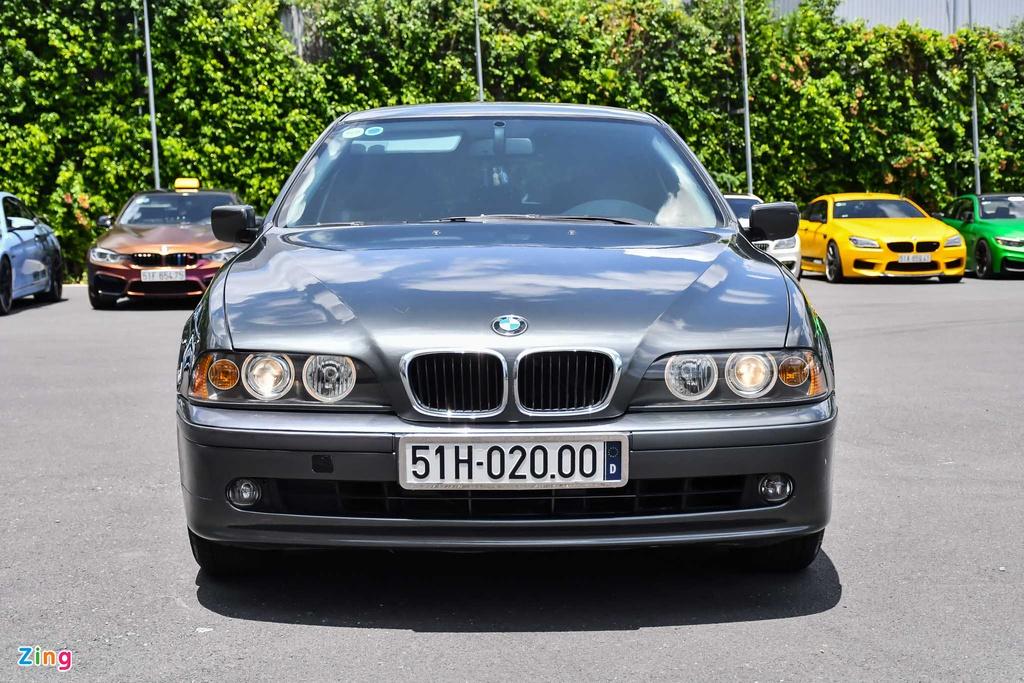 Cận cảnh BMW 520d phiên bản wagon độc nhất Việt Nam