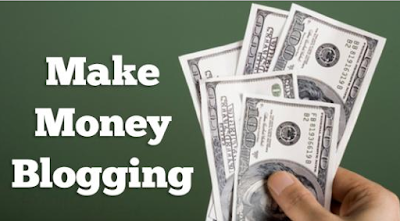 Cara Mendapatkan Uang Dari Ngeblog
