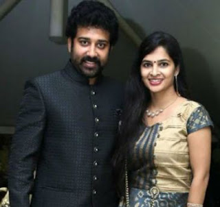 Siva Balaji Family Wife Parents children's Marriage Photos